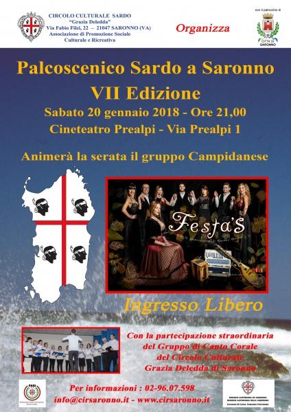 Auguri Di Natale In Sardo Campidanese.Circolo Culturale Sardo Grazia Deledda Saronno Via Fabio Filzi N